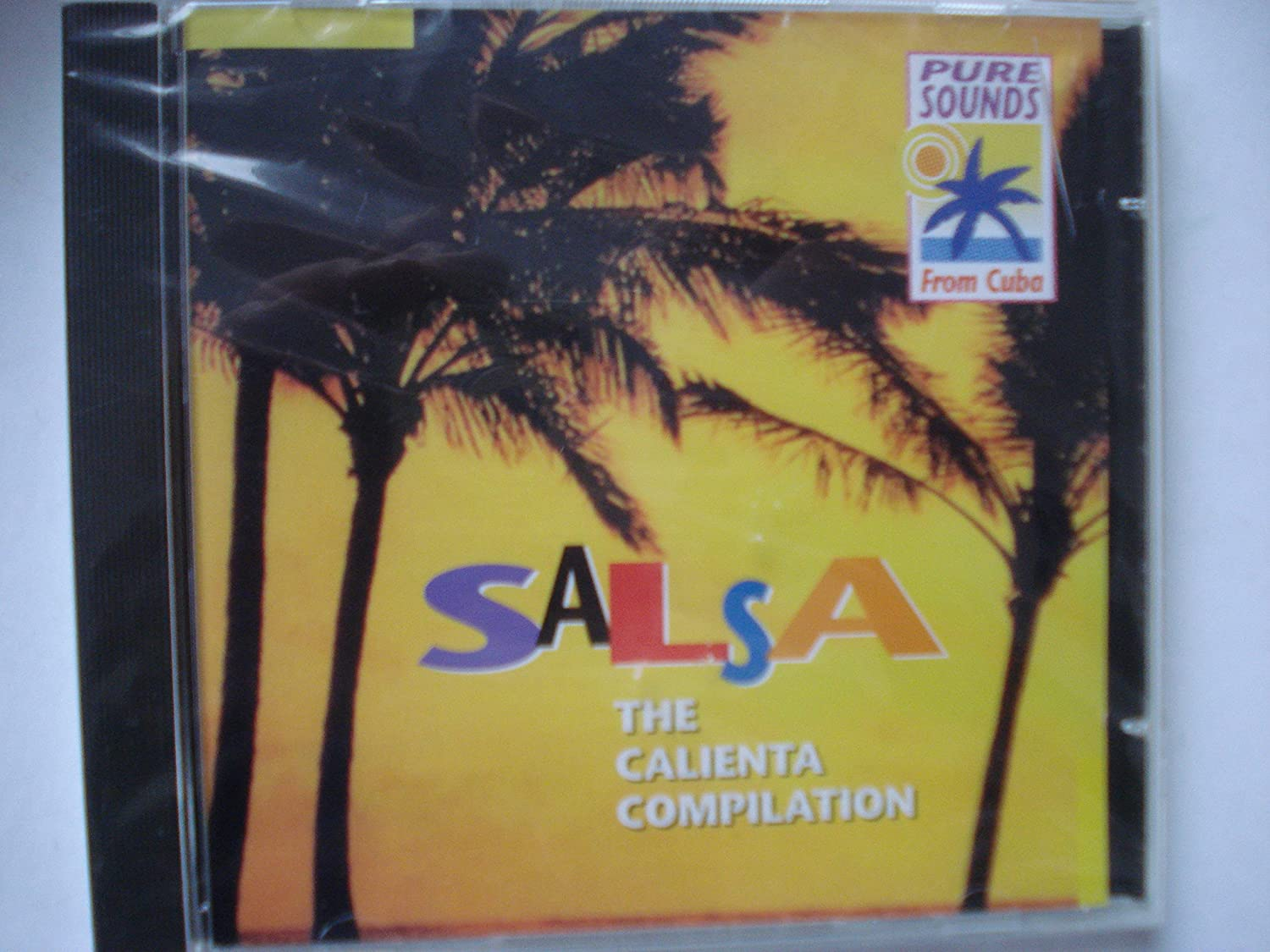 Salsa: NEW New popularity before selling ☆ the Calienta Compilation