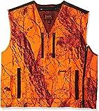 Mountain Pass Extreme Big Game Blaze Orange Camo Hunting Vest