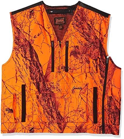 fe2f60ea29469 Amazon.com : Mountain Pass Extreme Big Game Blaze Orange Camo ...