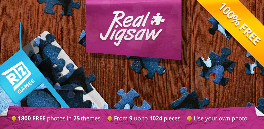 Jigsaw Puzzles Real Free