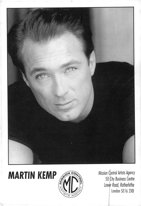 Watch Martin Kemp (born 1961) video