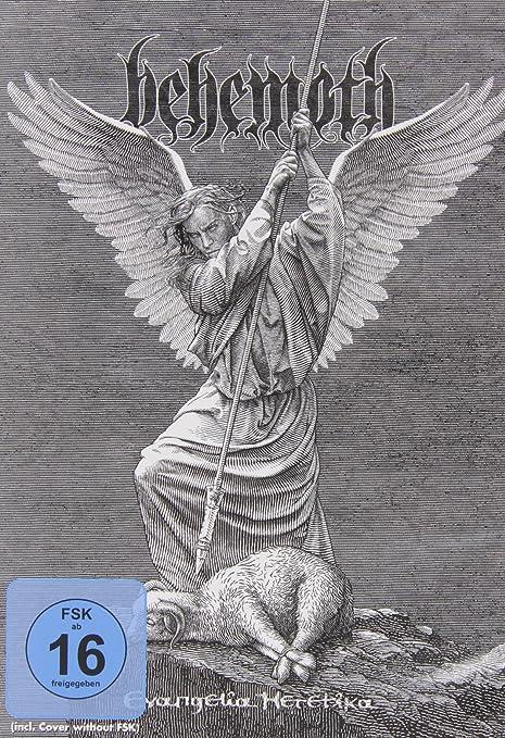 Behemoth: Evangelia Heretica - The New Gospel DVD Reino Unido: Amazon.es: Behemoth: Cine y Series TV
