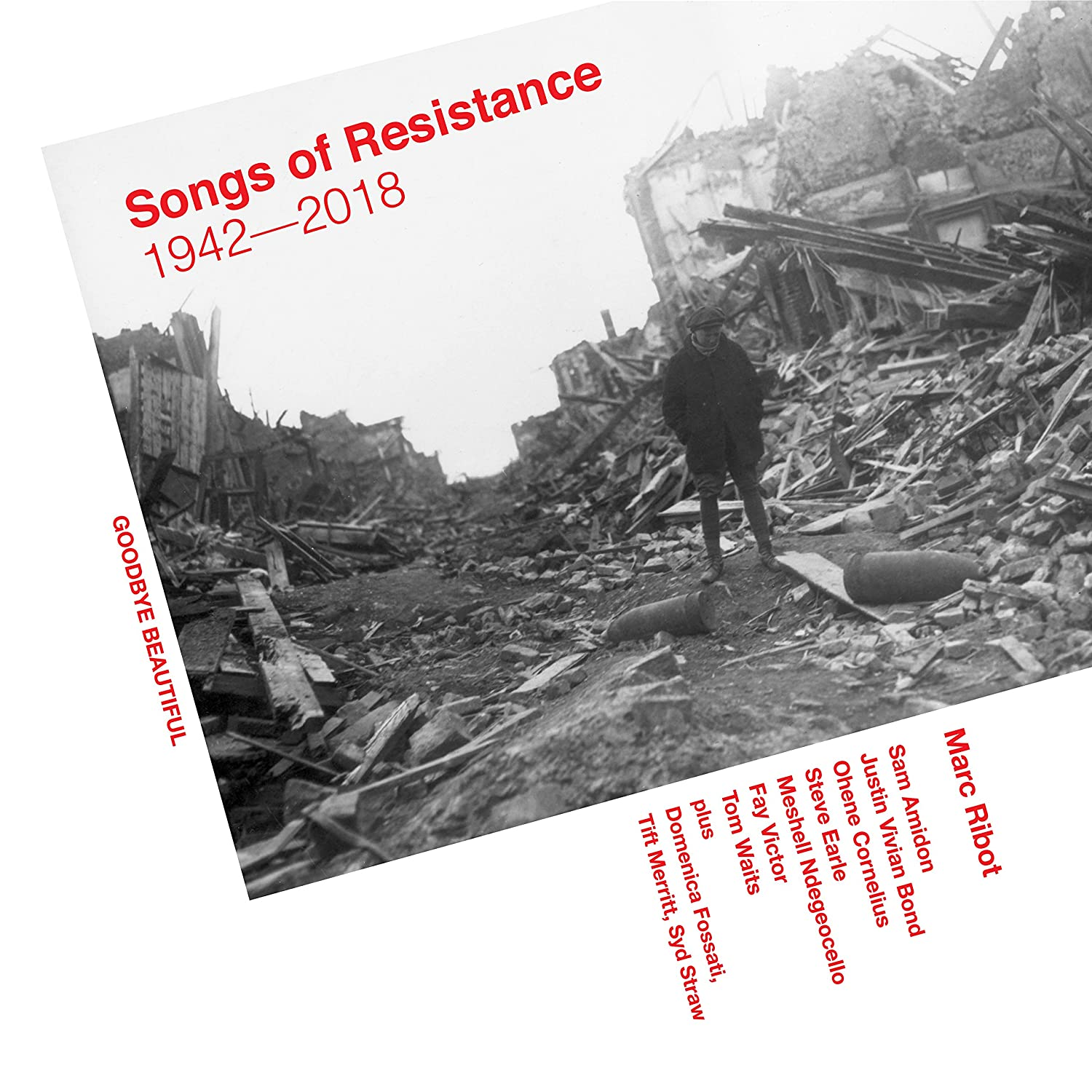 Songs Of Resistance 1942-2018 : Marc Ribot: Amazon.es: Música