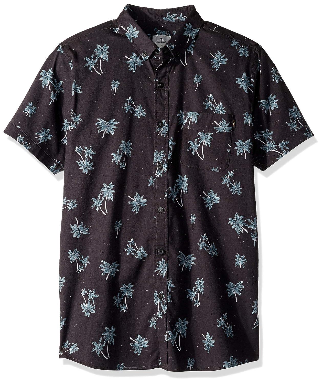 Rip Curl Mens Hideaway Short Sleeve Shirt