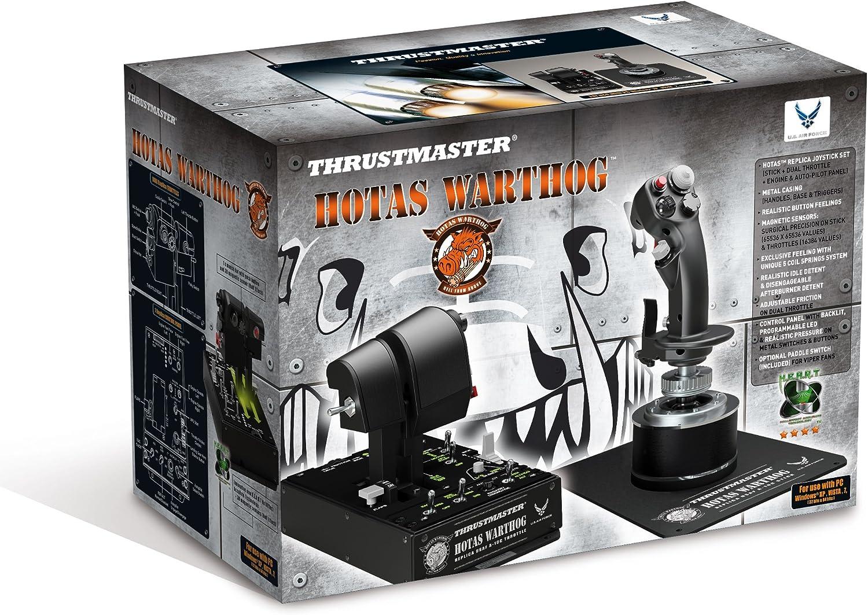Thrustmaster Hotas Warthog PC, 2960720: Amazon.es: Oficina y papelería