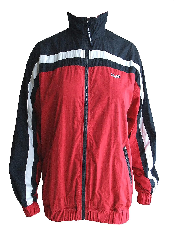 H2O Sportswear Veste Coupe-Vent, Fonction 10434 Veste Rouge Taille L