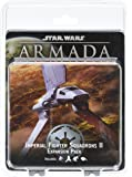 Star Wars Armada Imperial Fighter Squadrons II Expansion Pack Strategy Game