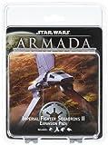 Fantasy Flight Games SWM24 SW Armada: Imperial Fighter Squadrons II Board Game