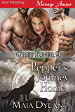 Pepper's Journey Home [Grey River 9] (Siren Publishing Menage Amour)
