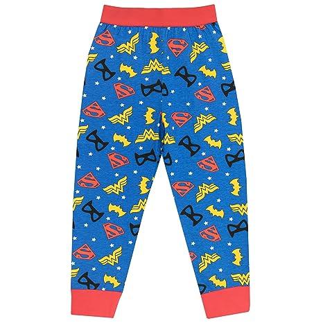 DC Comics - Pijama para niñas - DC Comics - 5 - 6Años: Amazon.es: Ropa y accesorios