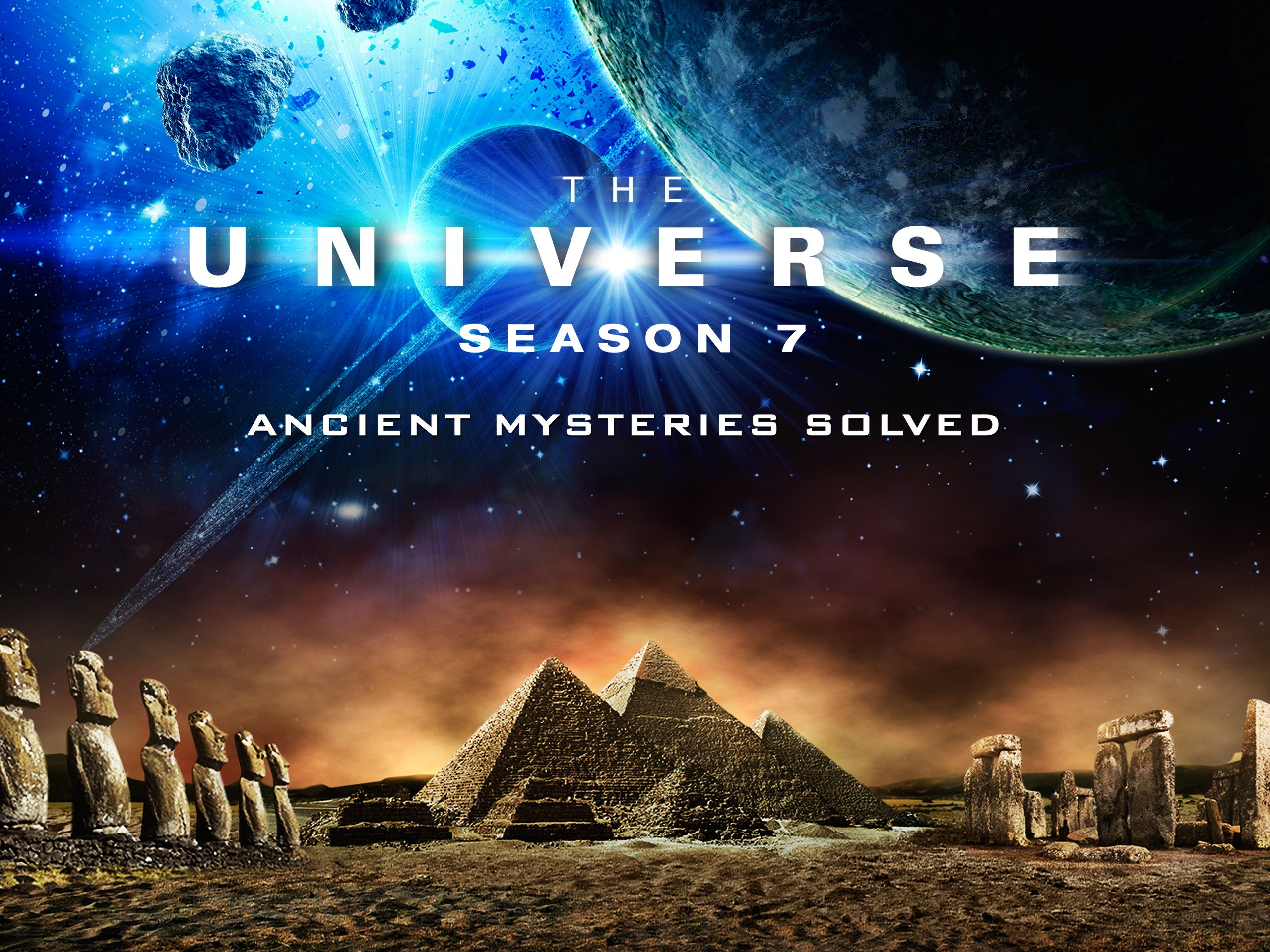 Amazon co uk: Watch The Universe Ancient Mysteries Solved