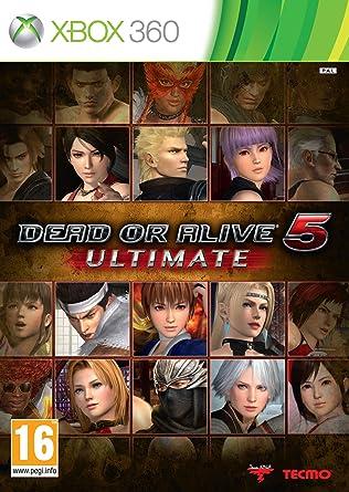 Dead Or Alive 5 Ultimate [Importación Inglesa]: microsoft ...
