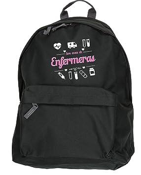 HippoWarehouse Son Cosas de Enfermeras kit mochila Dimensiones: 31 x 42 x 21 cm Capacidad: 18 litros: Amazon.es: Equipaje