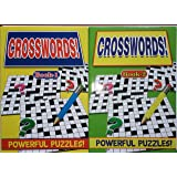 A5 Crossword Book 1 & 2
