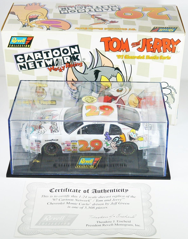 Buy Jeff Green #29 1997 Chevy Monte Carlo 1:24 Scale Cartoon