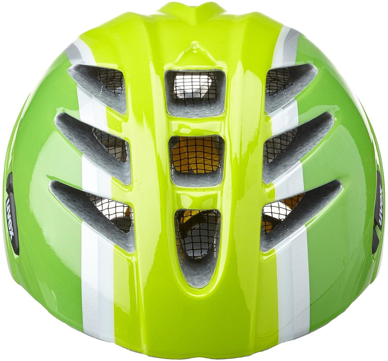 UVEX Kinder Fahrradhelm Kid 1 Green White 47 52 cm Amazon Sport & Freizeit