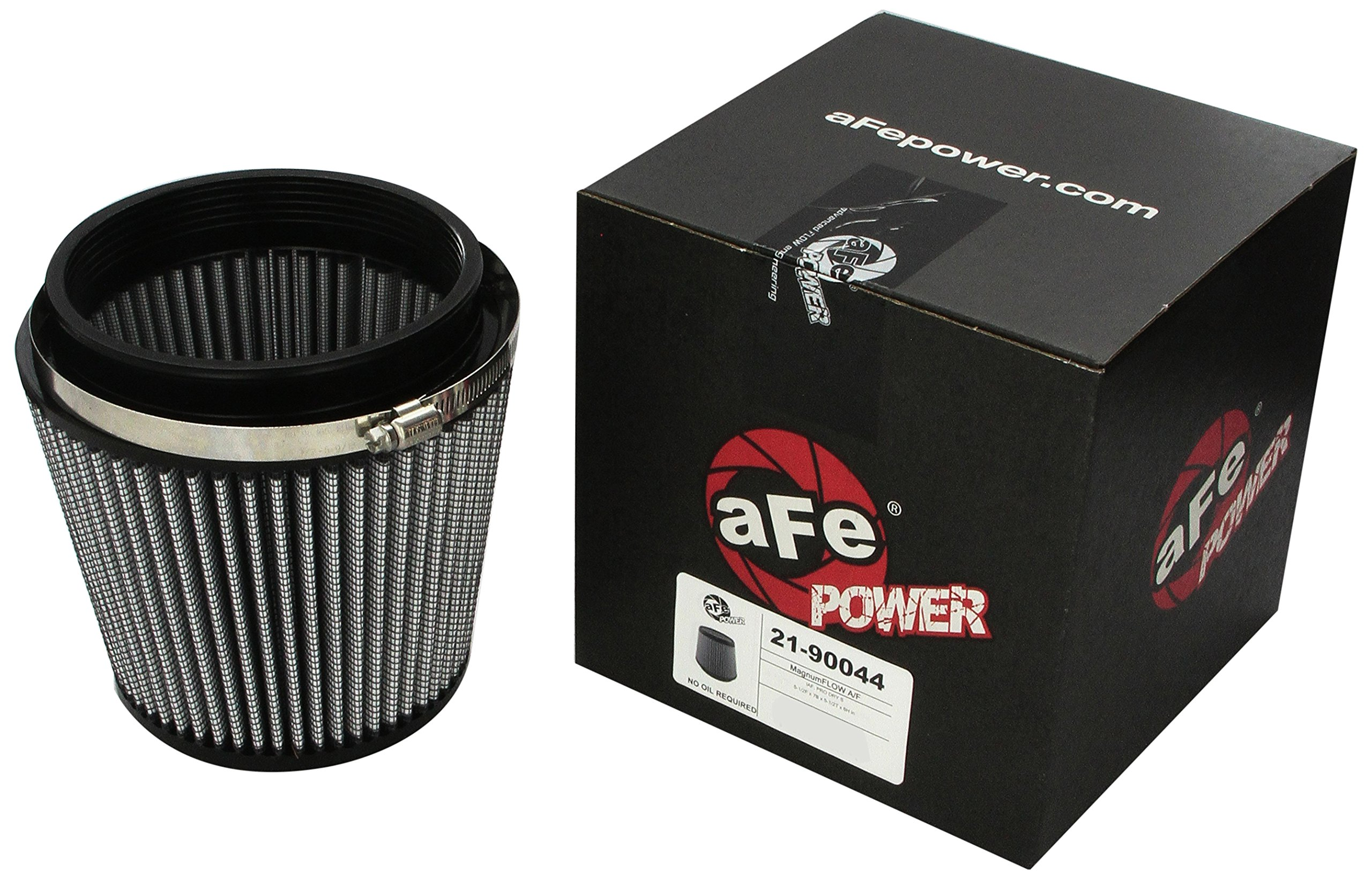 aFe 21-90044 Universal Clamp On Filter
