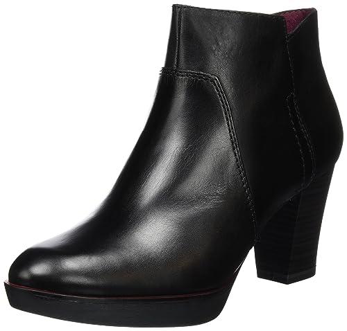 Tamaris 25331, Botines para Mujer, Negro (Black Uni 007), 42 EU: Amazon.es: Zapatos y complementos