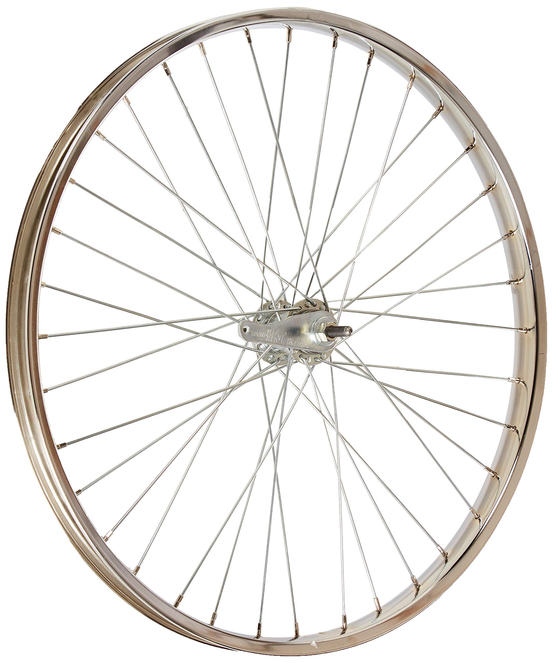 Sta-Tru Steel Hub Front Wheel (26X2.125-Inch)