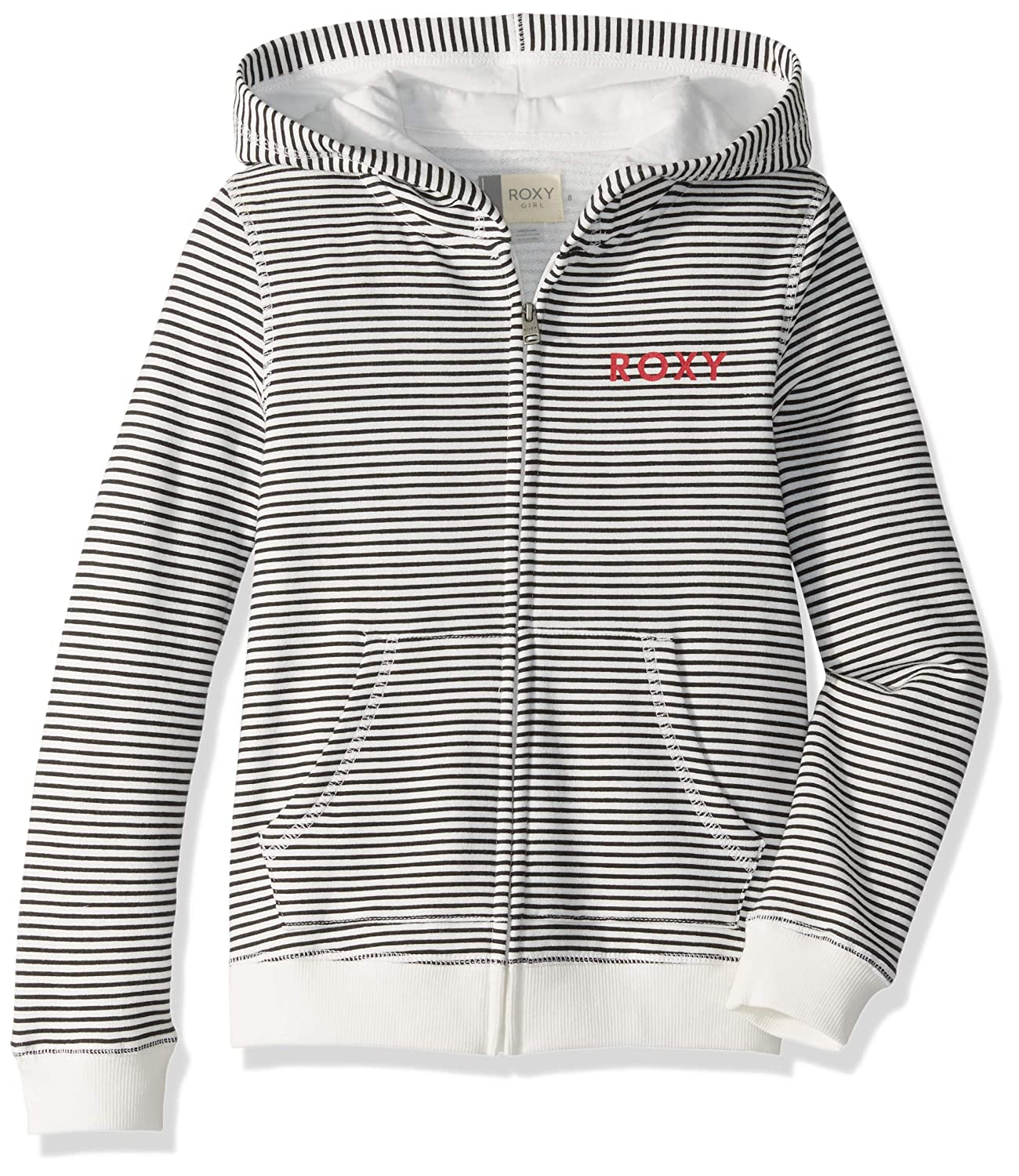 ROXY Girls Big Just a Little Zip-up Sweatshirt