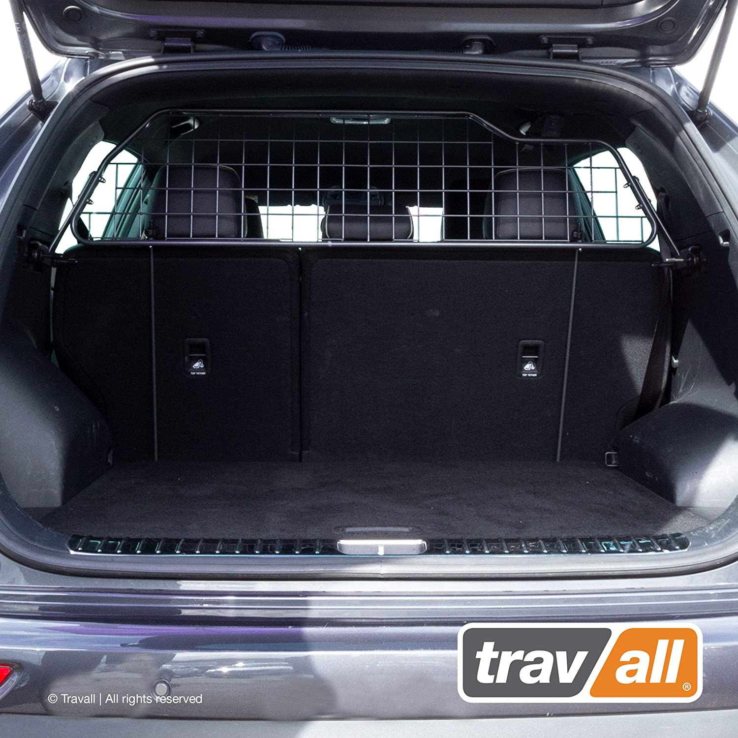 Travall Guard TDG1512 Vehicle-Specific Dog Guard