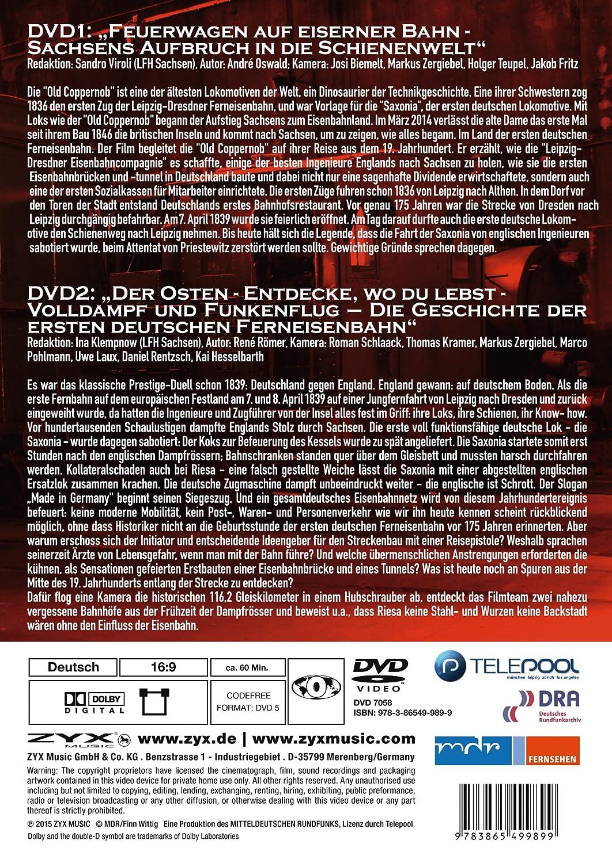 Amazon.com: Eisenbahngeschichte 2: Dokumentation, *: Movies & TV