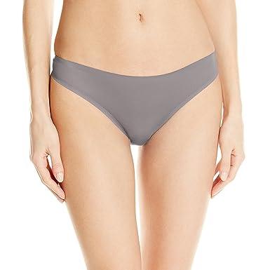 8f5a58401d20 b.tempt'd by Wacoal Women's B.Sleek Thong Pant at Amazon Women's ...