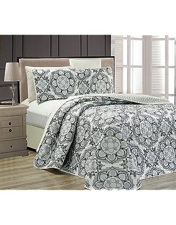 Modern Bed Kopen.Shop Amazon Com Bedspreads Coverlets