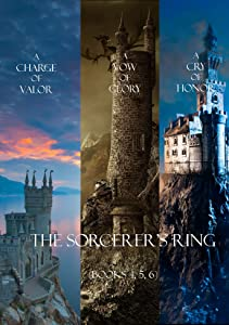 Bundle of The Sorcerer's Ring (Books 4,5,6) (The Sorcerer's Ring Collection Book 2)