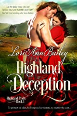 Highland Deception (Highland Pride Book 1) Kindle Edition