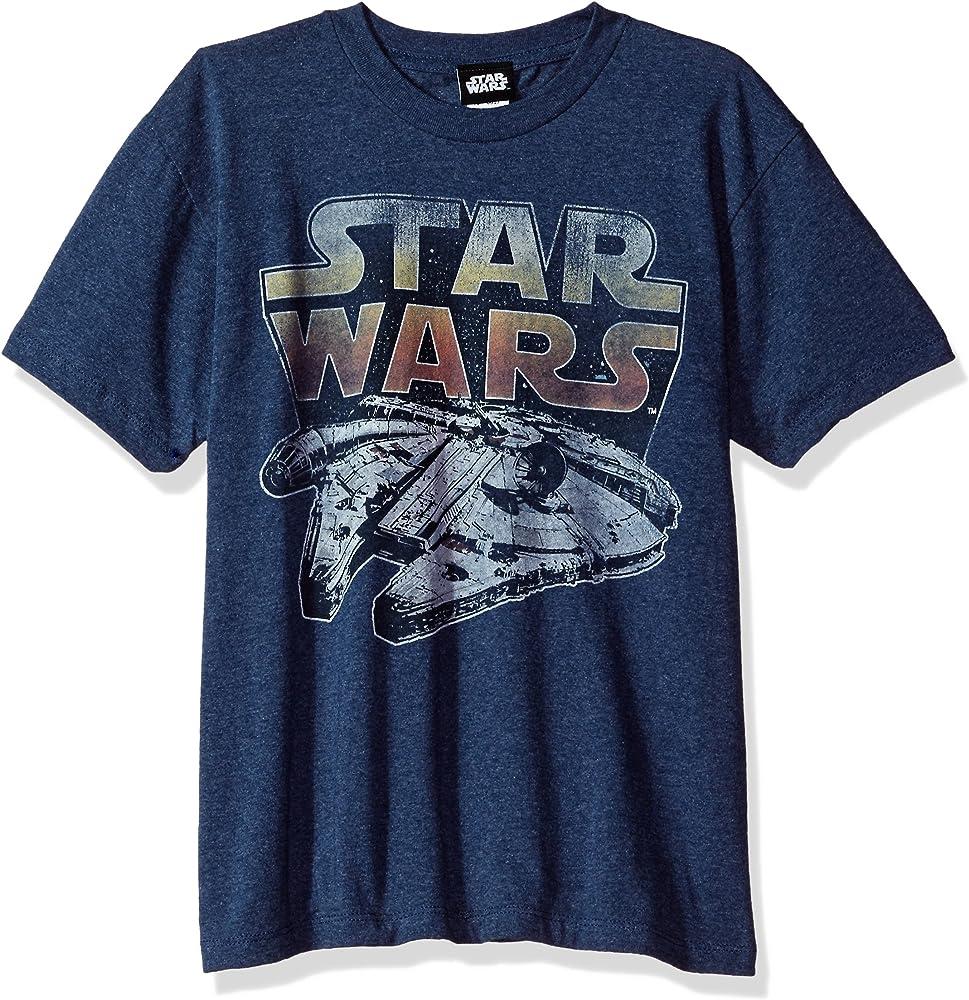 Star Wars Millennium Falcon Button Up Shirt
