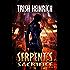Serpent's Sacrifice (The Vigilantes, a Superhero Urban Fantasy Series Book 1)