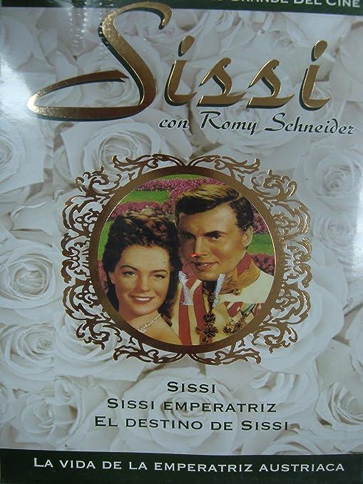 Sissi La Trilogia Sissi Sissi Emperatriz El Destino De Sissi Ernst Marischka Ernst Marischka Romy Schneider Karlheinz Böhm Magda Schneider Movies Tv