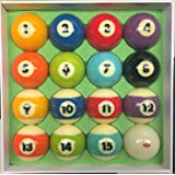 Diamond Billiards Cyclop TV Pool Ball Set