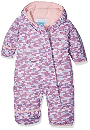 ae277a919 Amazon.com: Columbia Snuggly Bunny Bunting Toddler Snowsuit 3-6 ...