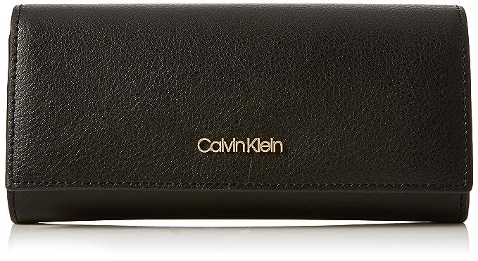 Calvin Klein K60K604498 PORTAFOGLIO Mujer: Amazon.es: Zapatos y complementos