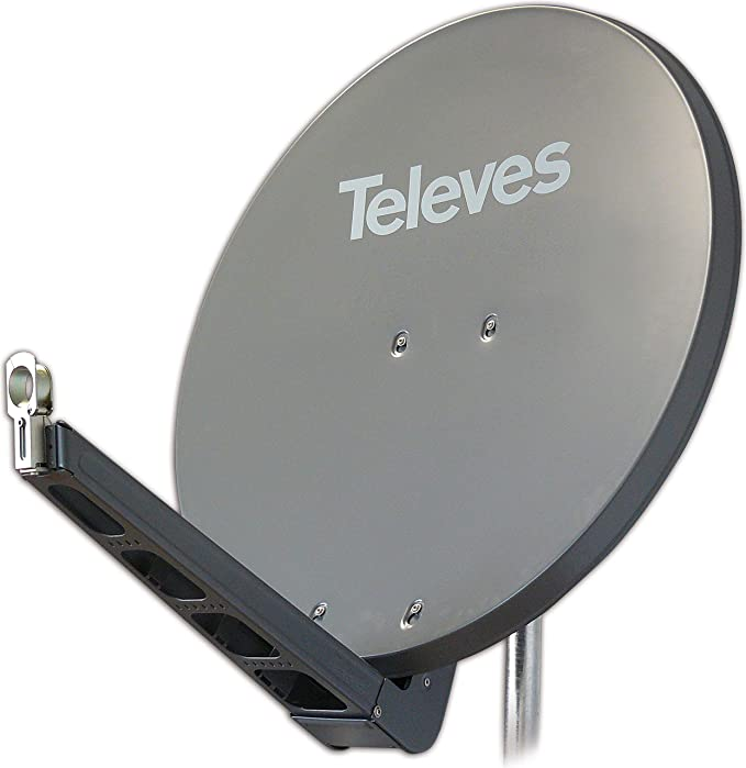 Televes S85QSD-G 10.7-12.75GHz Grafito: Amazon.es ...