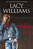Love Letters from Cowboy (Redbud Trails Book 2)