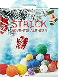 Adventskalender Socken Strickpaket Adventskalender Für 24 Kleine