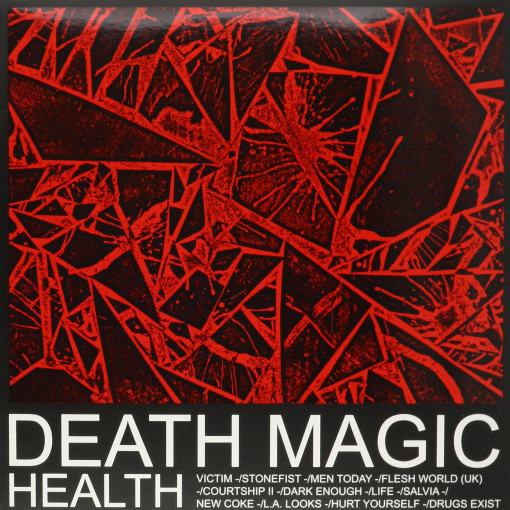 Vinilo : HEALTH - Death Magic (LP Vinyl)
