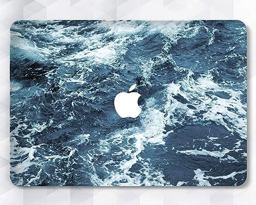 Amazon Com Blue Ocean Wave Design Case For Apple Macbook 12