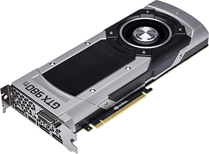 Amazon.com: PNY GeForce GTX 980 Ti 6 GB CG Edition – Tarjeta ...