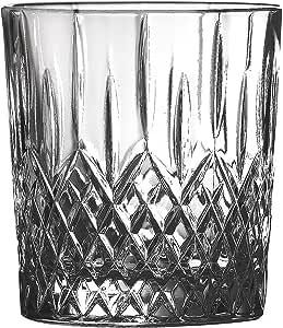 Royal Doulton Earlswood 40020046 Tumbler 320ml, Set of 6, Crystalline, 8.4