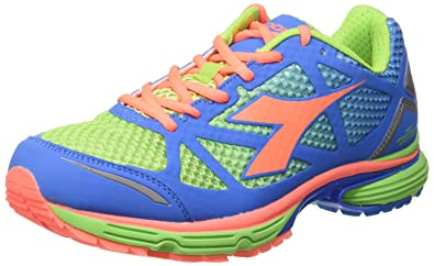 Diadora , Herren Laufschuhe Mehrfarbig Mehrfarbig  Amazon   Schuhe ...