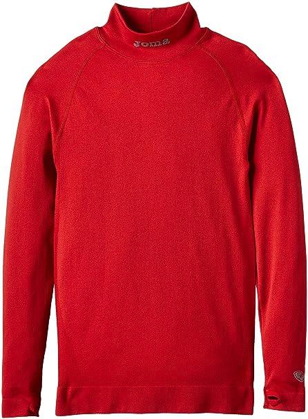 37e9276ef2b9 Amazon.com : JOMA RED SHIRT (SEAMLESS UNDERWEAR)L/S 8-10 : Sports & Outdoors
