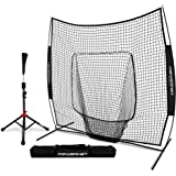 Amazon Com 3 In 1 Golf Practice Net Hitting Cage