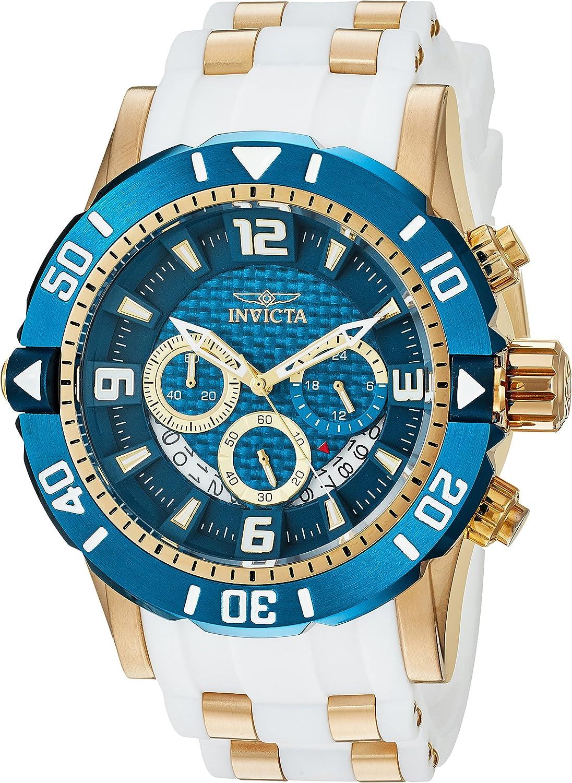 Invicta Men's Pro Diver Stainless Steel Quartz Diving Watch