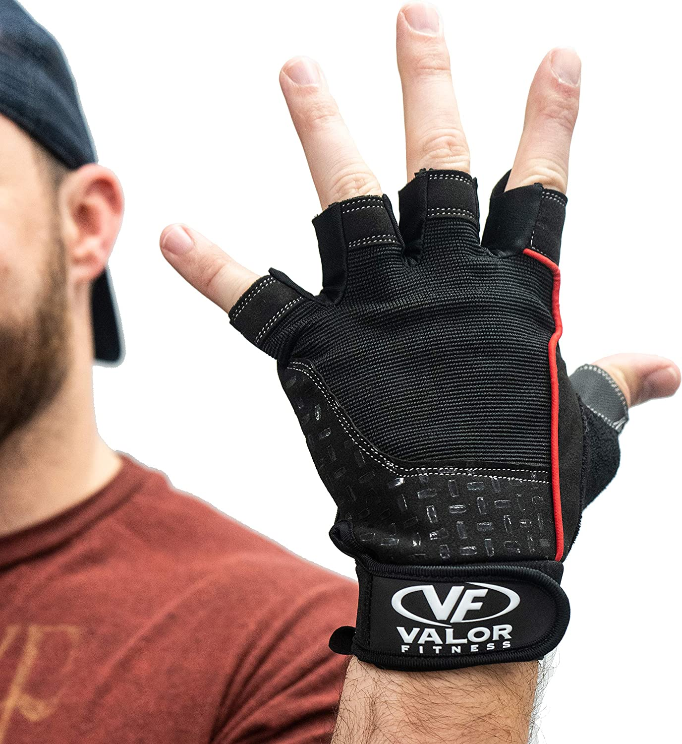 Fitness Weight Lifting Gym Gloves Fitness bodybuilding Workout Gloves for men