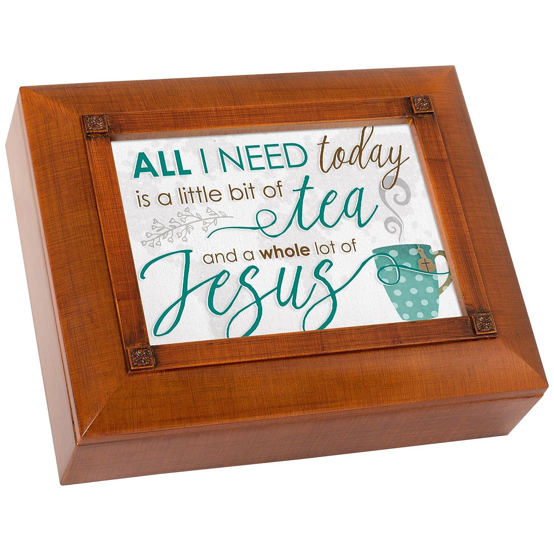 【日本産】 Little Tea Whole Whole Tea x Lotイエスの10 x 8インチ木目調Teaストレージボックス B071WKN7MY, 富士町:86d277f1 --- mrplusfm.net
