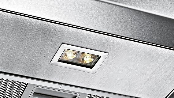 Bosch DWB097A50 - Campana Decorativa de Pared con Motor EcoSilence ...